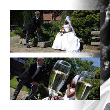 Storybook Wedding Photos at Lea Marston (40)